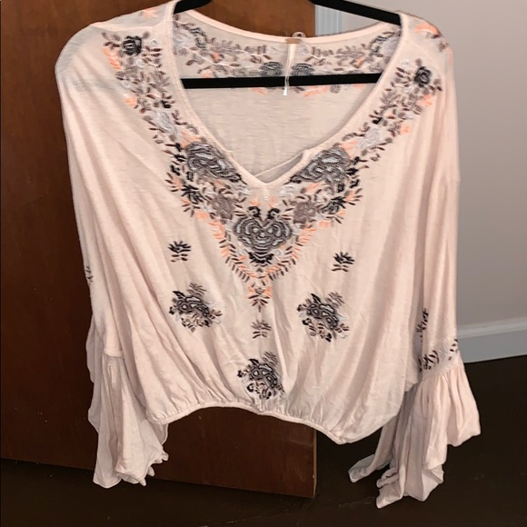 Free People Tops - Free people boho top
